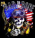 Bad To The Bone 82nd AB T-Shirt black Only